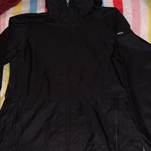 Columbia wind breaker